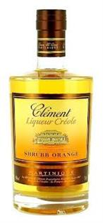 Rhum Clement Liqueur d'Orange Creole...